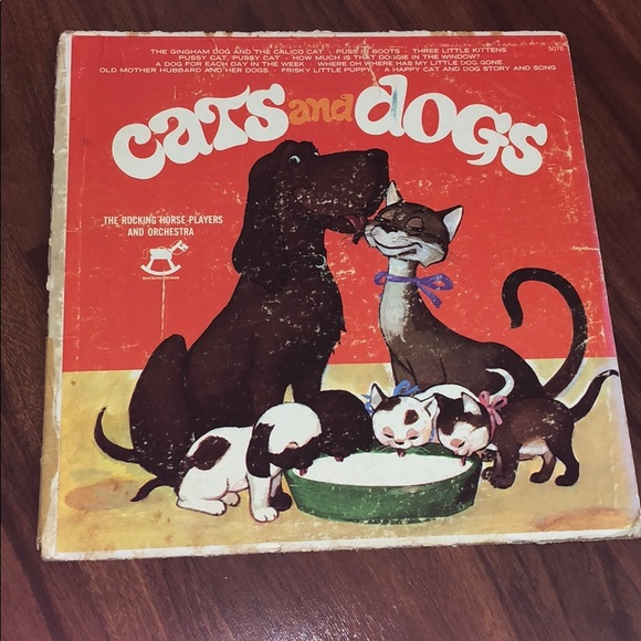 Others Follow Other - Cats and dog record